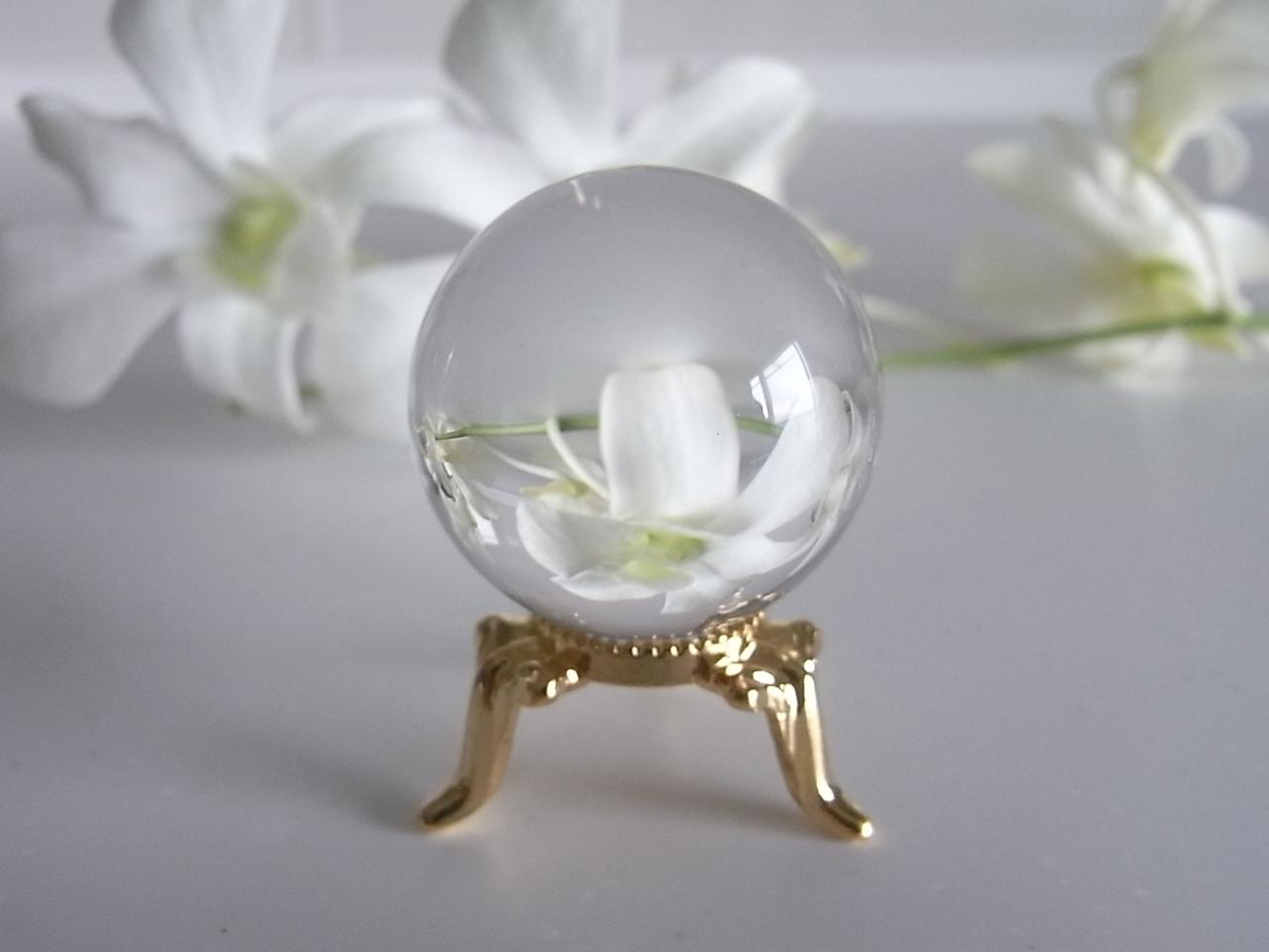 3cm以上水晶丸玉