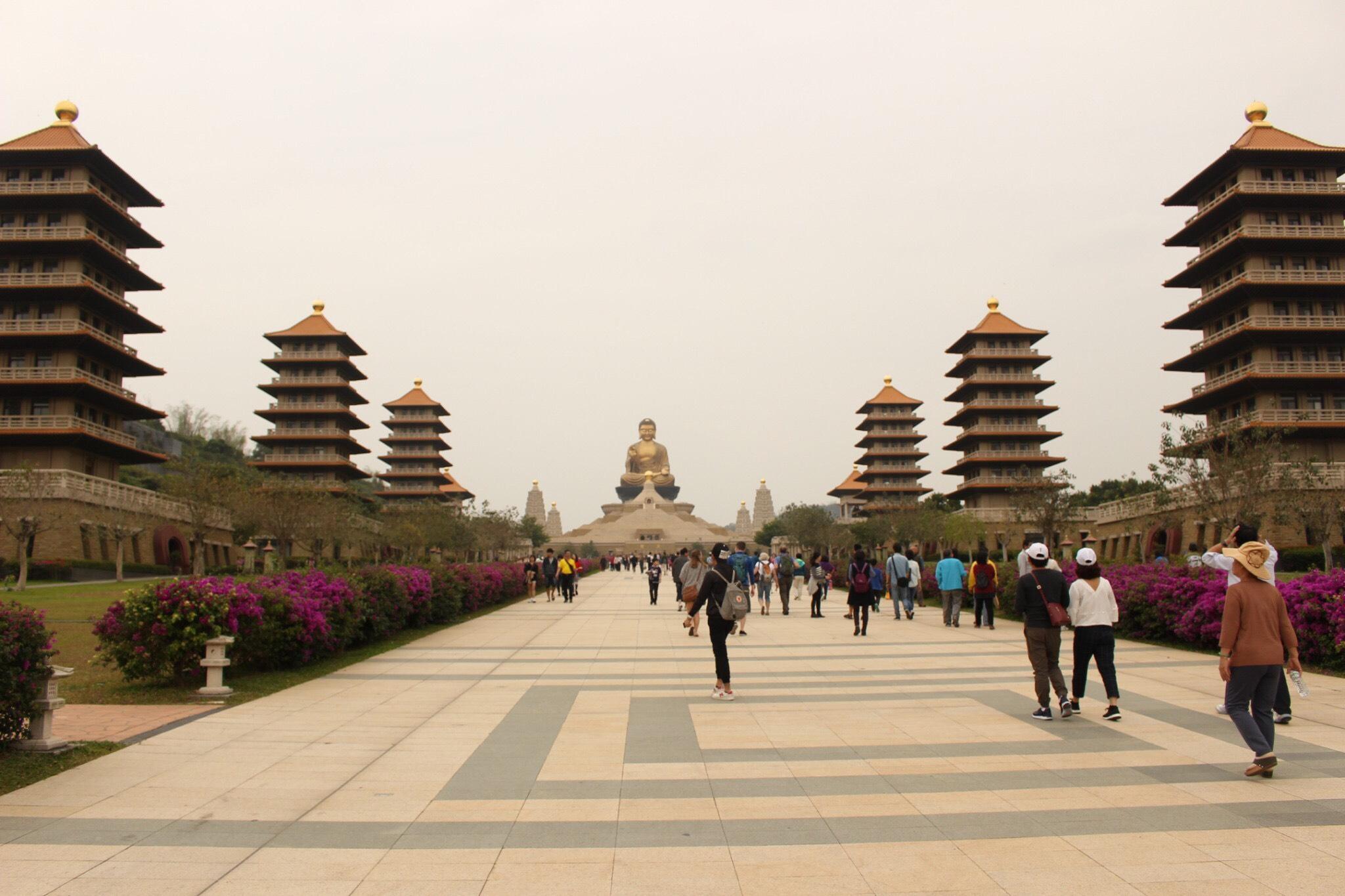 台湾・仏陀記念館